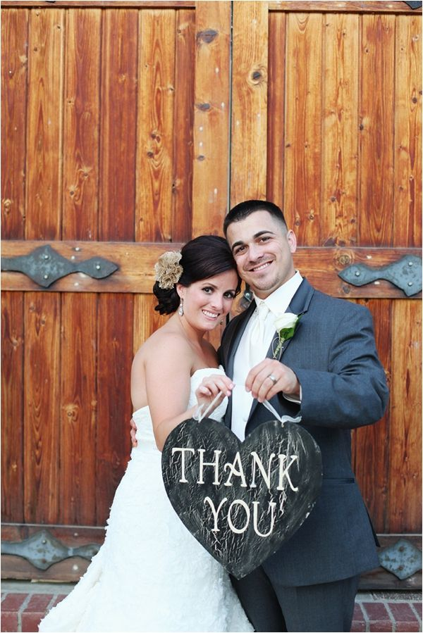 Definatly think EVERY bride and groom should do this on the wedding day or engagement to get a little ahead on the thank you card/magnets/favor wagon!