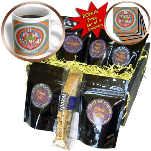 InspirationzStore Occasions  9th Wedding Anniversary gift  Pottery celebrating 9 years together ninth anniversaries nine yrs  Coffee Gift Baskets  Coffee Gift Basket cgb_154440_1 <3 Locate the offer simply by clicking the image