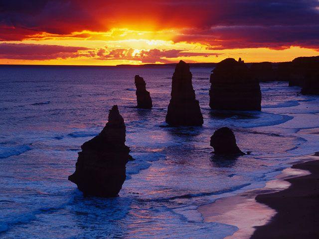 '12 Apostles' - Victoria, Australia