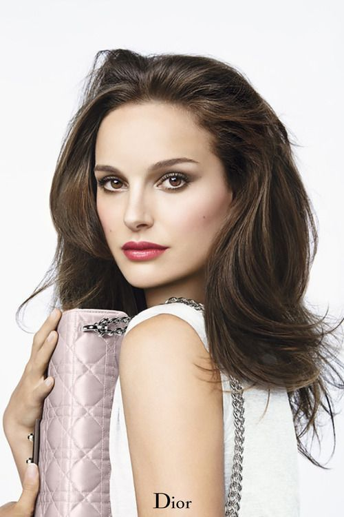 Natalie Portman - #Dior Rouge Baume