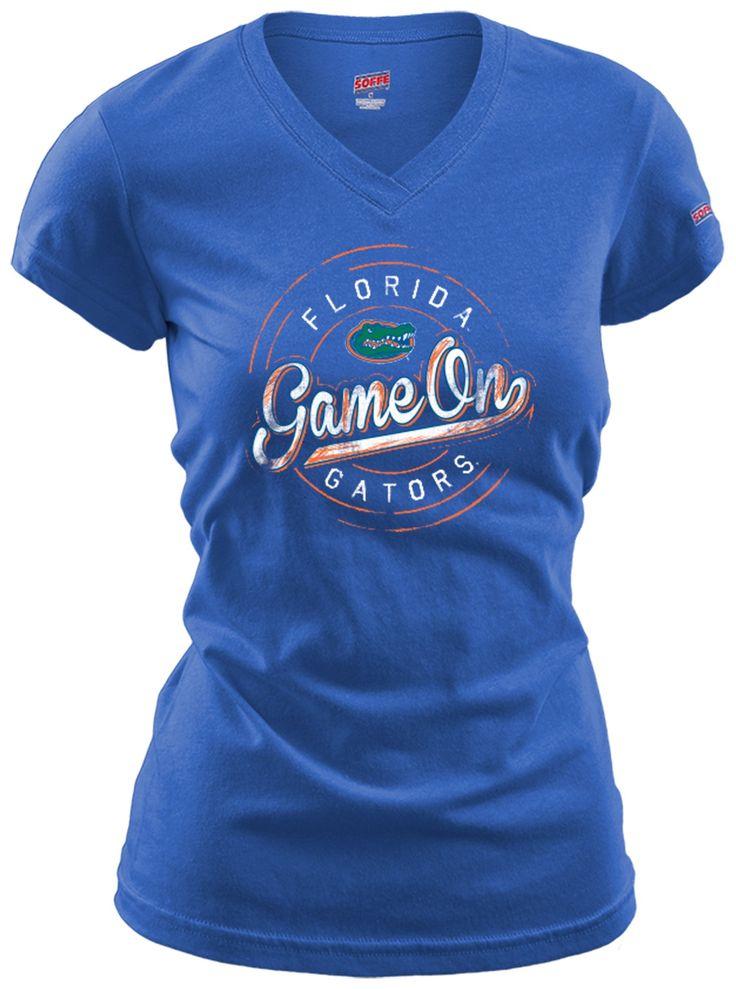 Florida gators game on t shirt beallsflorida gogators for Florida gators the swamp shirt
