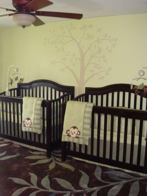 boy and girl shared twin nursery ideas twin boys nursery we couldn