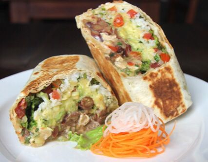 Seminyak - Taco Casa makes a great 8 layer burrito and a tasty pitcher of Margarita's.