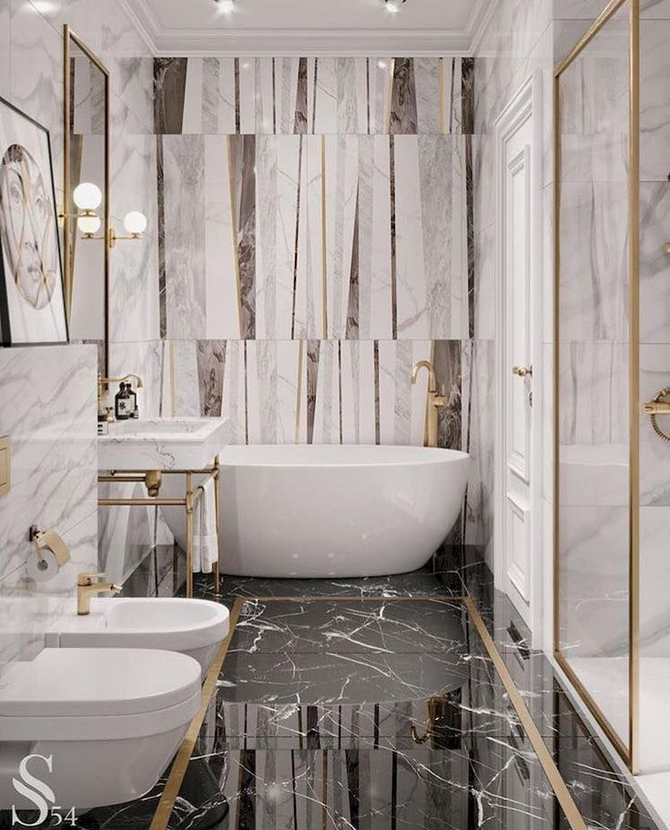 50 Quick & Easy Bathroom Decor Inspirations for your beautiful life – Badezimmer