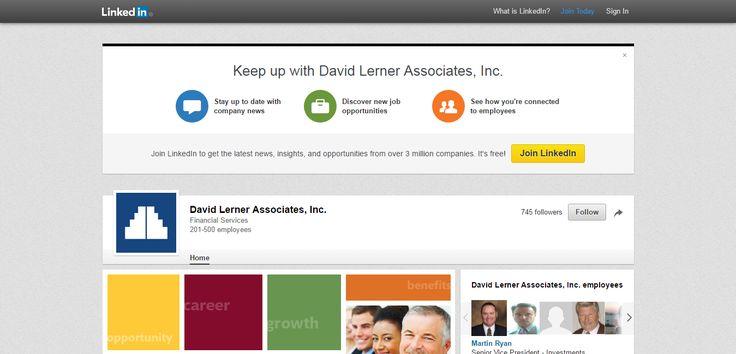 David Lerner Associates, Inc.: Overview | LinkedIn