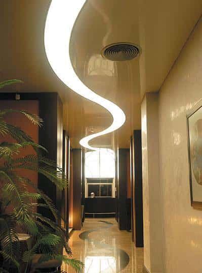 Дизайн узкого и длинного коридора - фото-идеи