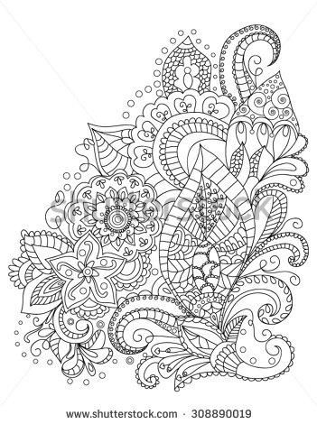 2815 best Color Art Therapy - Various Pages images on Pinterest ...
