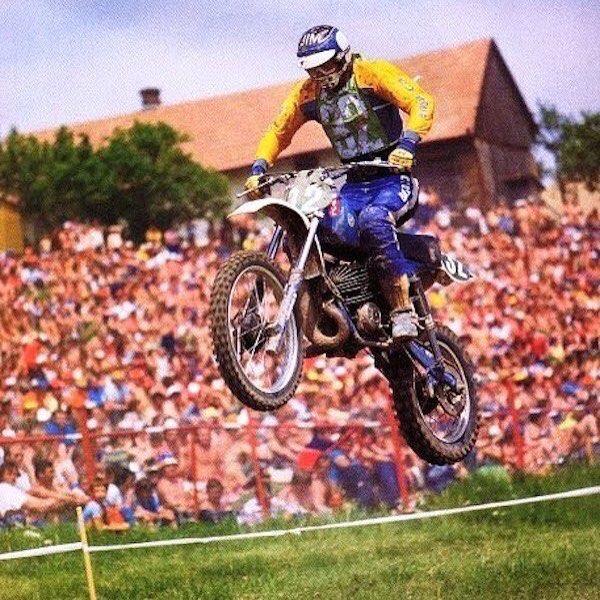 Mito de mitos. #Bultaco #Pursang #Pomeroy #motocross #racing #retro #vintage #moto #motolovers #instamoto #oldschool #motorbike #motorcycle #museum #Barcelona #Bassella  via ✨ @padgram ✨(http://dl.padgram.com)