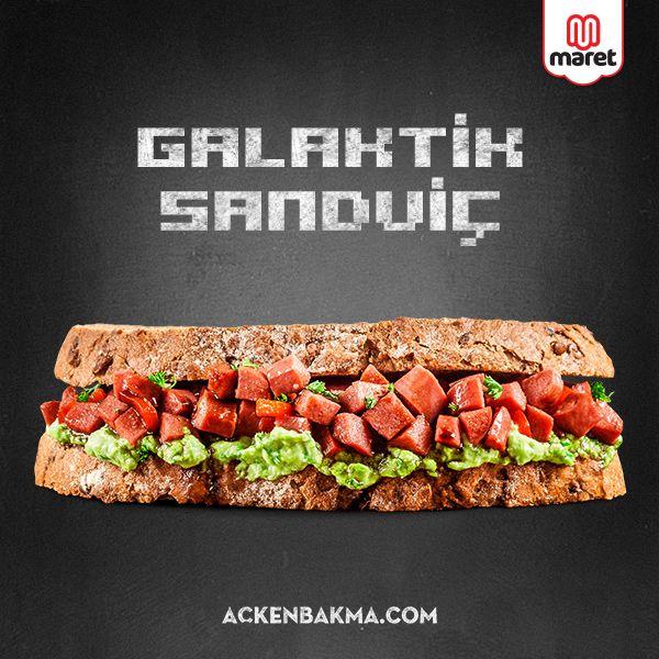 Galaktik Sandviç http://ackenbakma.com/sandvic/galaktik-sandvic