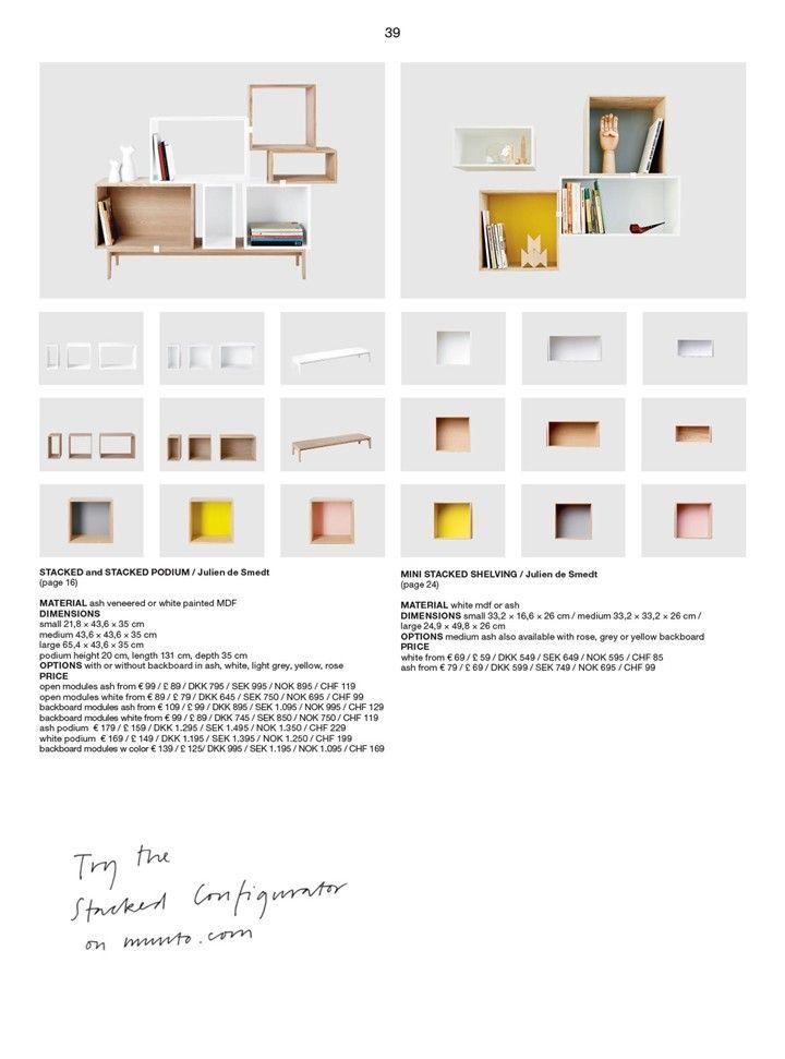 Muuto Catalogue Summer 2014