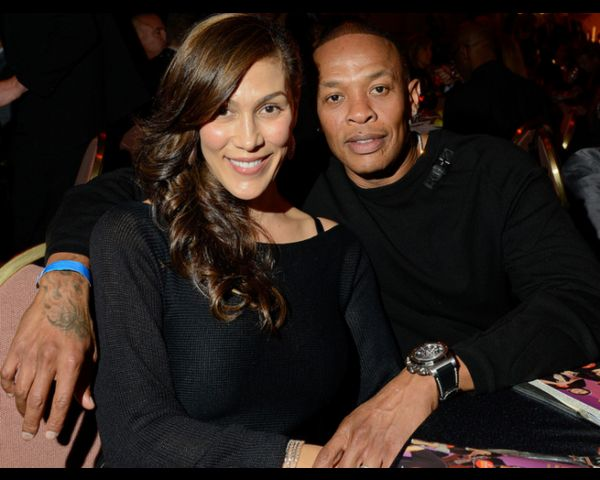 Dr Dre Wife Of 20 Years: 5 Facts About Nicole Young - http://www.morningledger.com/dr-dre-wife-facts-nicole-young/13113287/