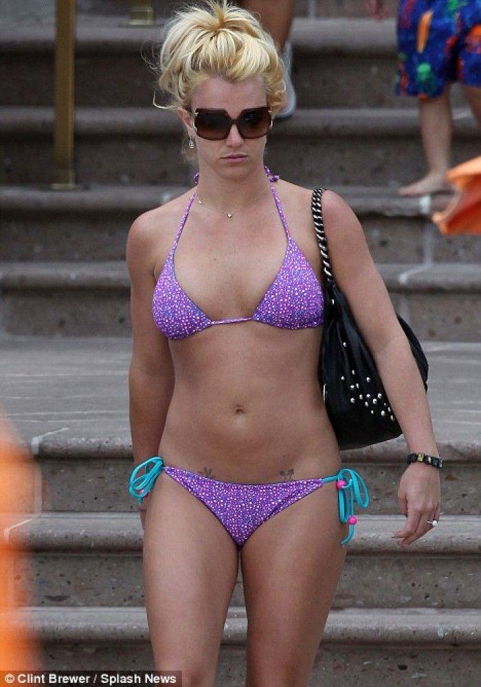 Britney Spears le fantasme des années 2000 de beaucoup d'adolescent