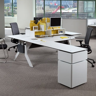 Best Kimball Office Desks Images On Pinterest Office Desks