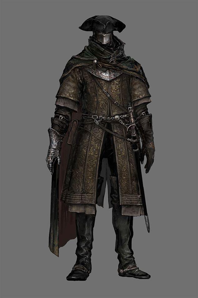 Black dress dark souls 3 zamorak