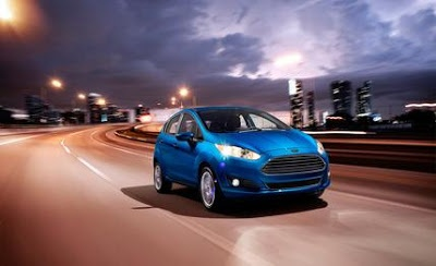 Ford Fiesta 2014 Refreshed Looks, Newly Available Turbo Engine