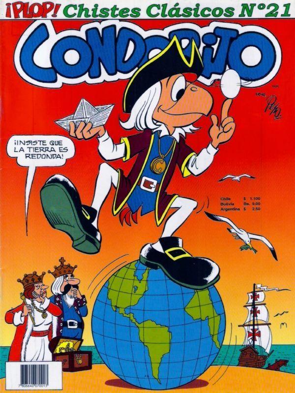 Cristóbal Colón!