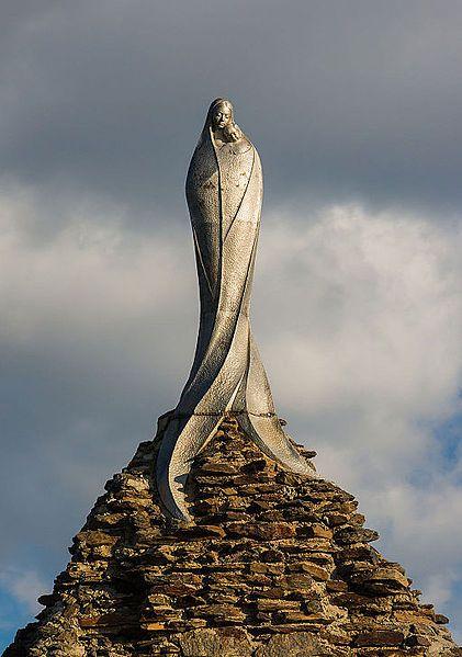 Virgen de las Nieves Sierra Nevada, Andalucia