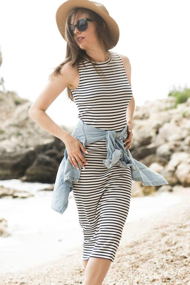 #woman #summer #fashion #stradivarius
