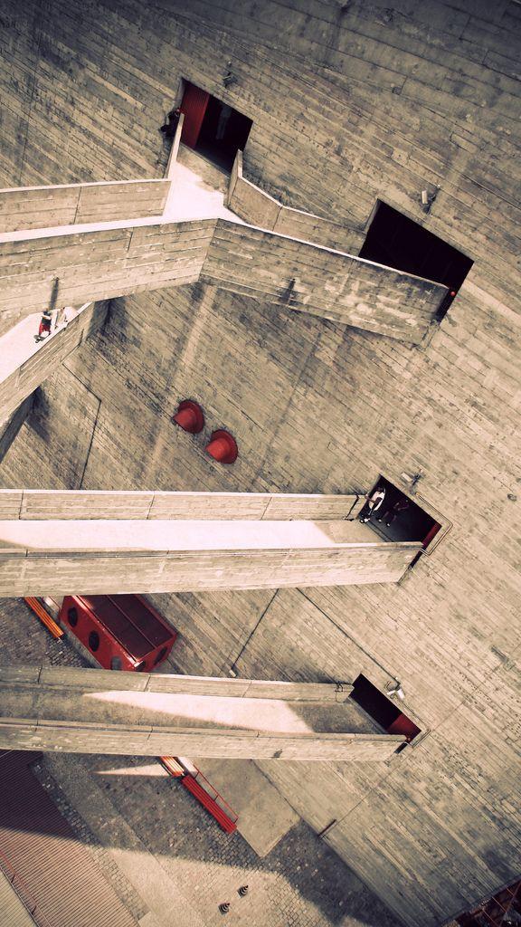 Sesc Pompéia, Sao Paulo, Brasil. #architecture #latinamerica