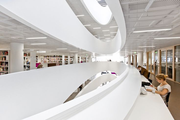 Gallery of Helsinki University Main Library / Anttinen Oiva Architects - 21