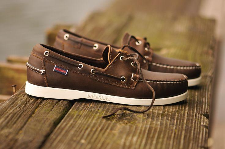 Sperrys Brown Boat Shoe Mens Cheap
