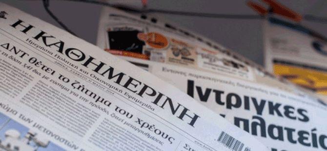 Türkiye, Kıbrıs'taki Türk ve Yunan vatandaşlarına eşit haklar verilmesini istediği iddia edildi