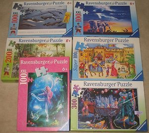 Ravensburger makes the best children's puzzles! #ravensburger #puzzles