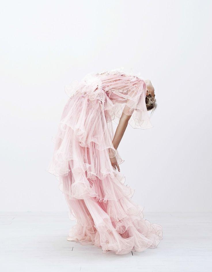 Pink // Vogue Japan