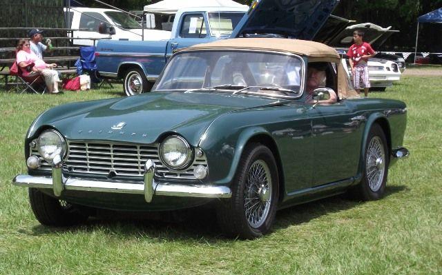 1973 Triumph TR-4 ✏✏✏✏✏✏✏✏✏✏✏✏✏✏✏✏ AUTRES VEHICULES - OTHER VEHICLES   ☞ https://fr.pinterest.com/barbierjeanf/pin-index-voitures-v%C3%A9hicules/ ══════════════════════  BIJOUX  ☞ https://www.facebook.com/media/set/?set=a.1351591571533839&type=1&l=bb0129771f ✏✏✏✏✏✏✏✏✏✏✏✏✏✏✏✏