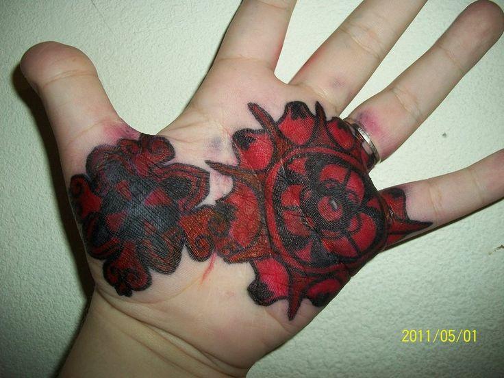 47 Best Flower Sharpie Tattoo Amazing Images On Pinterest