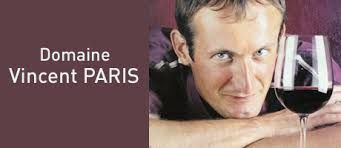 """Vincent Paris, whose first vintage was 1997, is as shy as his wines are bold. In his early 30's, he has retro sideburns, but not much else in the Cornas appellation's new star is """"retro"""". Vincent's uncle is Robert Michel, one of Cornas's finest growers and he made his two first wines with his uncle then, seeking autonomy, rented facilities for the vinification of his most recent wines. He is in the process of building his own facilities with a courtyard that holds his apricot plantation"""
