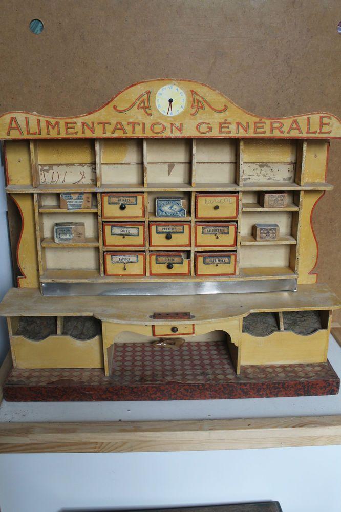 197 best images about epicerie ancienne on pinterest shops miniature and a - Epicerie ancienne jouet ...