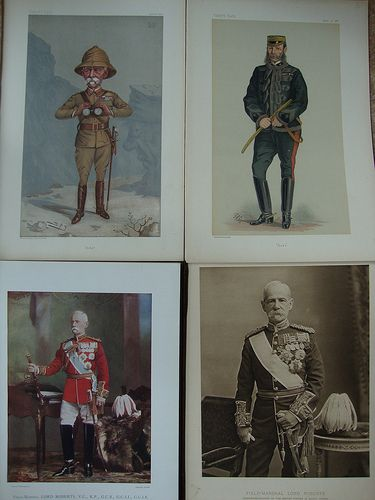 Portraits of Bobs