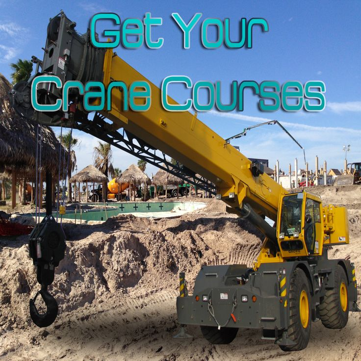 Get your crane training courses with All Purpose Crane Training providing crane and rigging training Nationwide. We been established since 2008 to assist in the demands of Mobile Crane Operator Cer...