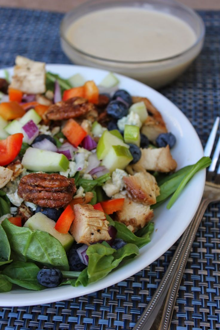 1000+ images about SALADS on Pinterest | Dressing, Poppy seed dressing ...