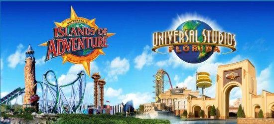 Universal Studios (Orlando, Florida) - A Review