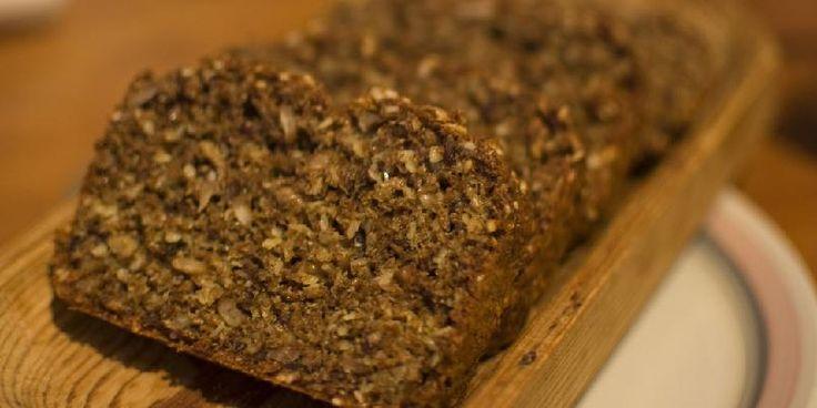 Verdens beste lavkarbobrød -