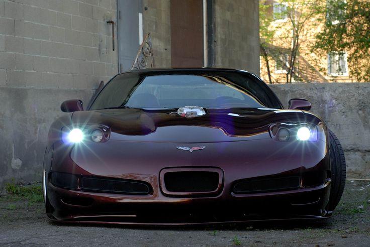 Corvette — Corvette C5 Z06 Custom