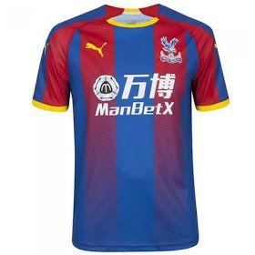 07097d430c Camisetas de fútbol de la Rusia Mundial 2018  Nuevo Replicas Camisetas de  Crystal Palace 2018