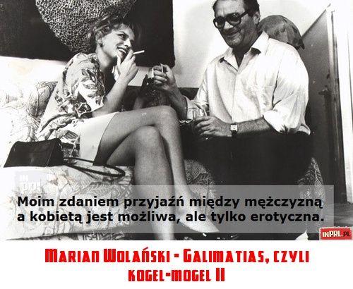 Marian Wolański - Galimatias, czyli kogel-mogel II