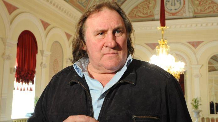 Gerard Depardieu feature on his love of wine....