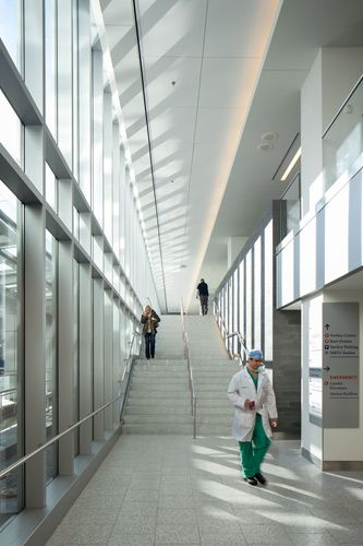 Massachusetts General Hospital, The Lunder Building | NBBJ | Slide show | Architectural Record