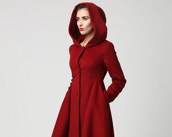 Inverno cappotti cappotti lana nera cappotto cappotto di xiaolizi