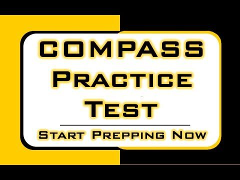 ACT Compass Reading Test: Practice & Study Guide