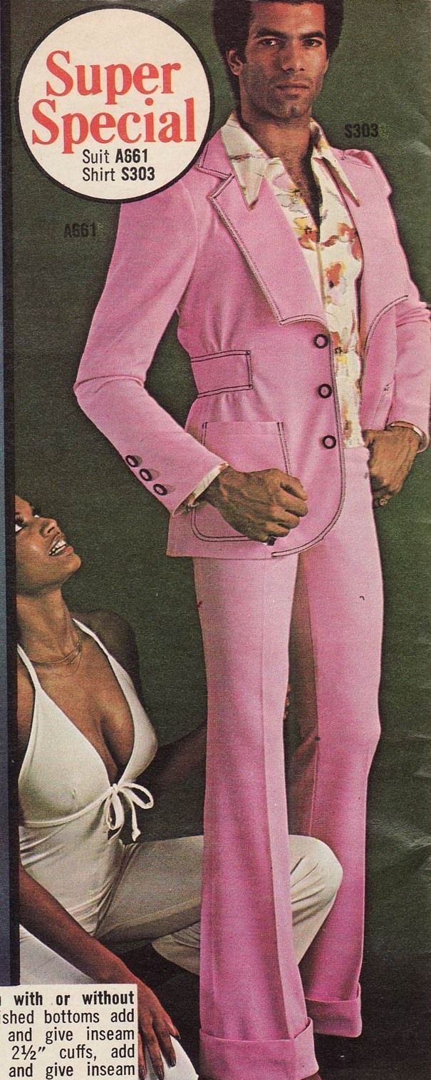 30 1970s Men's Fashion Adverts That Cannot Be Unseen - Flashbak