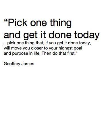 goals & achievement