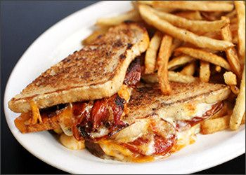 Diners Drive-Ins Dives Grilled Cheese