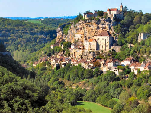 Rocamadour by Day..... outstanding!