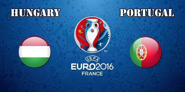 Hungary vs Portugal Euro Cup 2016 Watch Live Streaming Online Is Here Now. Watch UEFA Euro Cup 2016 Hungary vs Portugal Soccer Match Live Stream June 22th