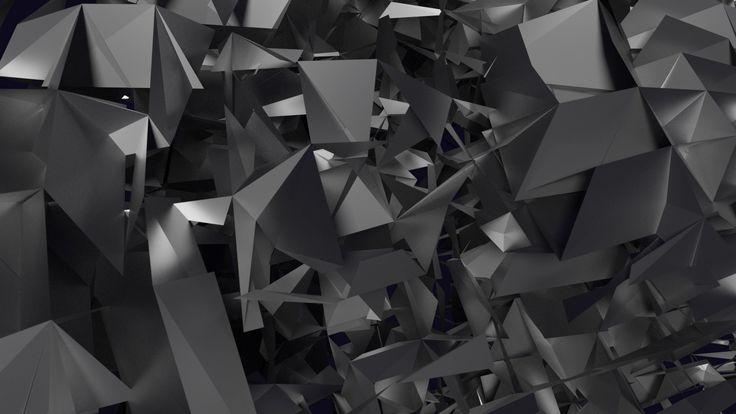 Download 3D Geometry HD wallpaper for 2560 x 1440 - HDwallpapers.net